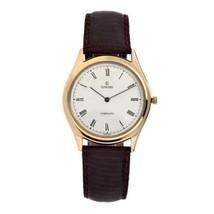 Concord San Remo Collection Nine/Quartz Gold Pl... - $881.10