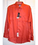 New Geoffrey Beene Men's 16 1/2  Size L Button ... - $29.95