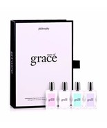 PHILOSOPHY STATE OF GRACE INNER GRACE-PURE GRACE-AMAZING -LIVING GRACE  ... - $49.95