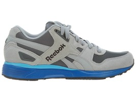 Reebok Men's Hexa-Lator Sneaker,Light Grey/Rivet Grey/Buff Blue/Blue Bli... - $81.50