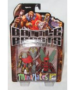 Mini Mates Battle Beasts SDCC 2012 - $4.49