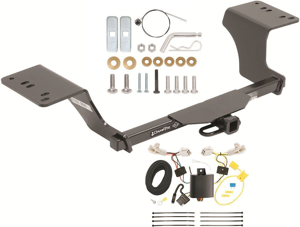 Trailer Hitch W Wiring Kit Fits 2013 2017 And 26 Similar Items Toyota S L1600