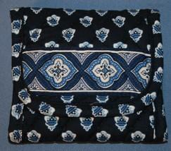 Vera Bradley Nantucket Navy Mini Wallet Retired... - $12.59
