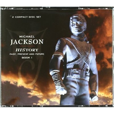 Primary image for Michael Jackson History Past Present And Future Vol 1 (2 CD) Set Sealed