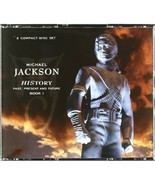 Michael Jackson History Past Present And Future Vol 1 (2 CD) Set Sealed - $22.00