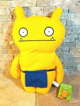 "Uglydoll Yellow Plush Stuffed Animal Wage 14"" By Toy Factory 2014 Cute N... - $27.67"