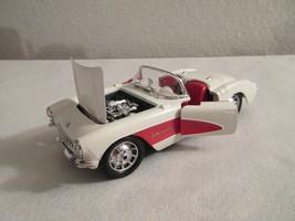 Vintage 1957 Chevrolet Corvette - Scale 1/24 - $18.00