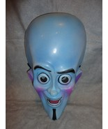 MEGAMIND HALLOWEEN PVC MASK CHILD SIZE MASK - $8.86