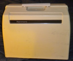 Kenmore Free Arm 158.1792184 Carrying Case Comp... - $15.00