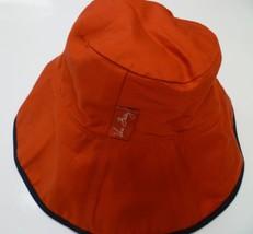 Vera Bradley Sun Hat Solid Red Floppy Beach X8 - $14.99