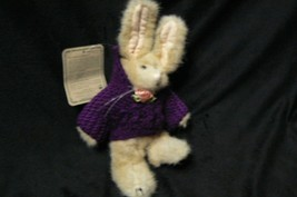 Vintage Boyds Archive Collection Micheline Long Eared Bunny 1990 - $12.86