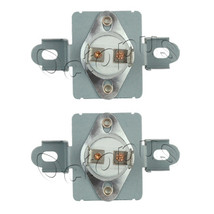 2 Pack 6931EL3003D Dryer Thermostat Thermal Fuse Fits LG new PS3530485 A... - $10.79