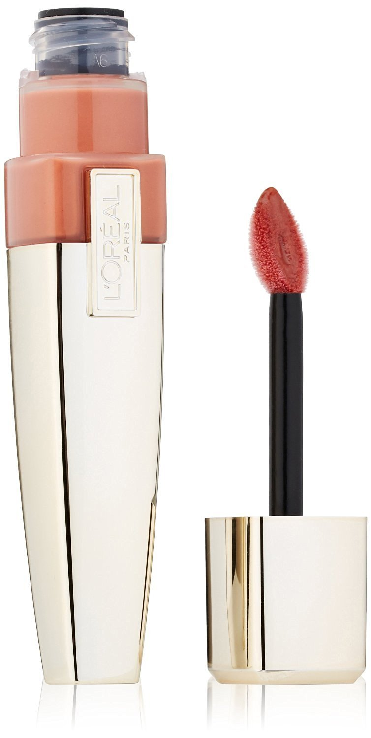 (Set Of 2) L'Oreal Paris Colour Caresse Wet Shine Lip Stain, 193 Eternally Nude - $16.94