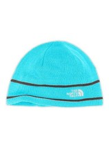 The North Face Youth Tnf Logo Beanie Style: AV6Q-LB5 Size: S - $21.00