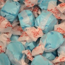 SALT WATER TAFFY BLUE RASPBERRY, 2LBS - $15.83