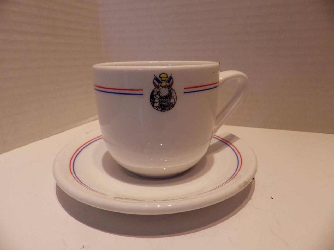 Restaurant Ware Cup & Saucer La Madeleine and 50 similar items