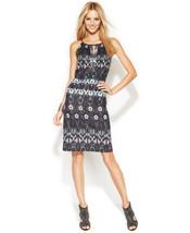 INC International Concepts Dress Halter Sequinced Sz PL/PXL as pictured  - $42.99
