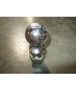 "U Haul 120113N Tow Ball 2"" 7500 LB New - $17.82"