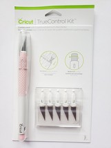 TrueControl Kit. ROSE. Cricut. Craft Blade with Refills