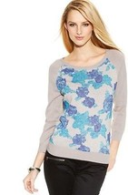 INC International Concepts  Sweater Mettalic Multi-color Sz M - $36.62