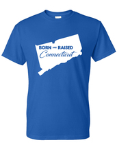 Connecticut t shirt, home, native, born and raised, born in, state t shirt - $12.50+