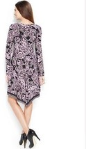 INC International Concepts  Dress Printed Handkerchief Hem Sz PL multi-c... - $45.53