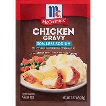 McCormick Chicken Gravy 30% Less Sodium - $7.99