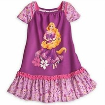 Disney Store Rapunzel Nightgown Night Shirt - Sz 3T - $24.99