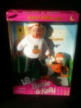 NOS Vtg Happy Halloween Barbie & Kelly Special ... - $24.30