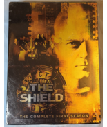 THE SHIELD- The Complete First Season- 4 Disc Collector's Edition- FREE ... - $12.99