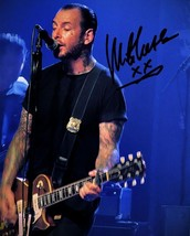 Mike Ness Signed Photo 8 X10 Rp Autographed Social Distortion Singer - $19.99