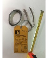 Thermocouple Wire GG-30-J /Length 625 - $29.59