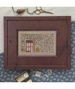 Simply Summer cross stitch chart Drawn Thread - $7.20