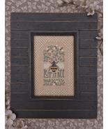 Let It Bee cross stitch chart Drawn Thread - $8.10