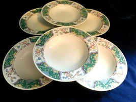 Mikasa Provincial Villa Medici Soup Bowls Lot of 6  Oven to Table to Dis... - $18.65