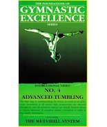 Advanced Tumbling (The Foundations of Gymnastic Excellence Series Featur... - $19.53