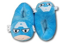 Marvel Avenger Captain America Cute Kawaii Cosplay Adult Plush Rave Shoe... - €9,66 EUR