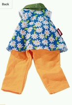 """Gotz flower top with pants  for 18"""" doll - $11.29"""