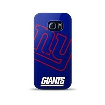 Mizco Sports Case Samsung Galaxy S6 Edge Licensed TPU NFL New York Giants Case - $13.99