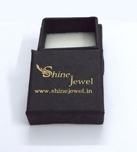 Gorgeous design rainbow moonstone & tazanite gemstone 925 sterling silve... - $32.54