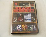 9 Horror Movies on 2 DVD's - Killer Midnight - New and Sealed