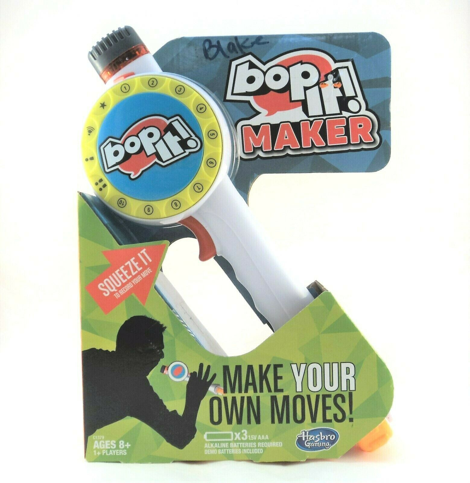 Hasbro Bop It! Maker Game