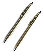 Vintage Cross Pen & Pencil Set 1/20 12K Gold Filled - $37.39