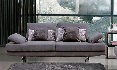 Modern Contemporary 1174 Chic Fabric Sofa by ESF