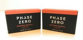 2 Pack PHASE ZERO MAKE UP Blusher Blush - Making Moves 4g / .14oz NEW Se... - $12.86