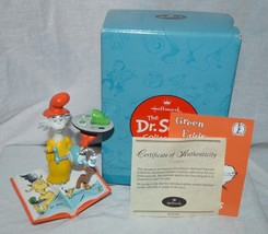 Hallmark Sam and Ham The Dr Seuss Collection Numbered Edition Porcelain ... - $49.49