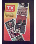 TV Guide 1010~War & Peace~Aug 5, 1972~no label~Detroit Edition - $11.83