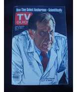 TV Guide 1252~Jack Klugman~Mar 26, 1977~no label~blank crossword~Santore... - $19.75