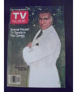 TV Guide 1356~Ricardo Montalban~Mar 24, 1979~no label~Bernard Fuchs cover - $19.75