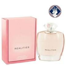 Liz Claiborne Realities 100ml_3.4oz Eau De Parfum Spray Women Perfume Fr... - $77.13